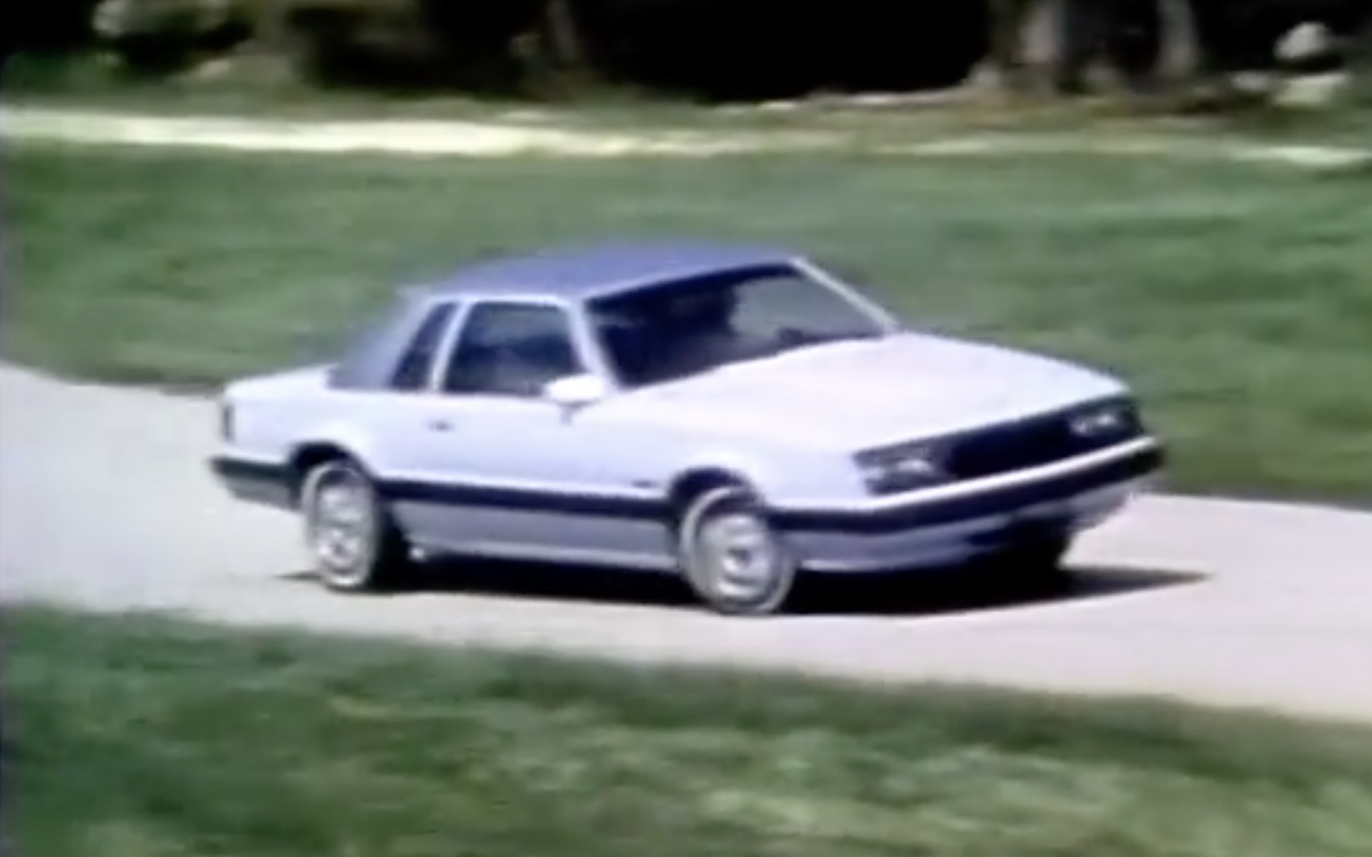 Classic youtube the bob mayer review roast of the 1979 ford mustang ghia