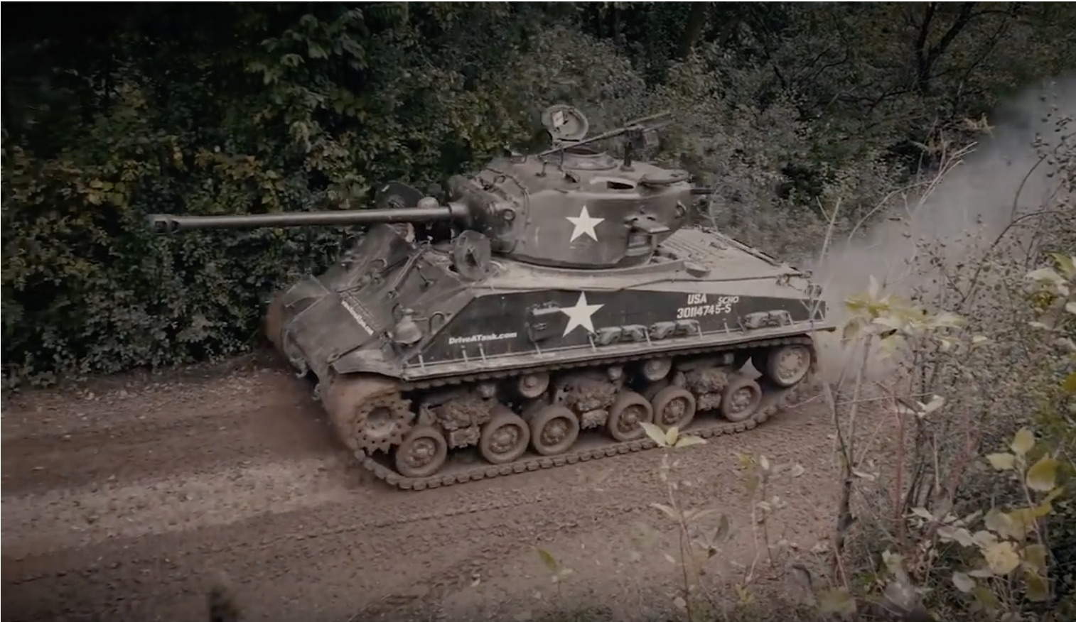What Is It Like To Drive Tracks? Carfection Drives Tanks In Michigan To Find Out!