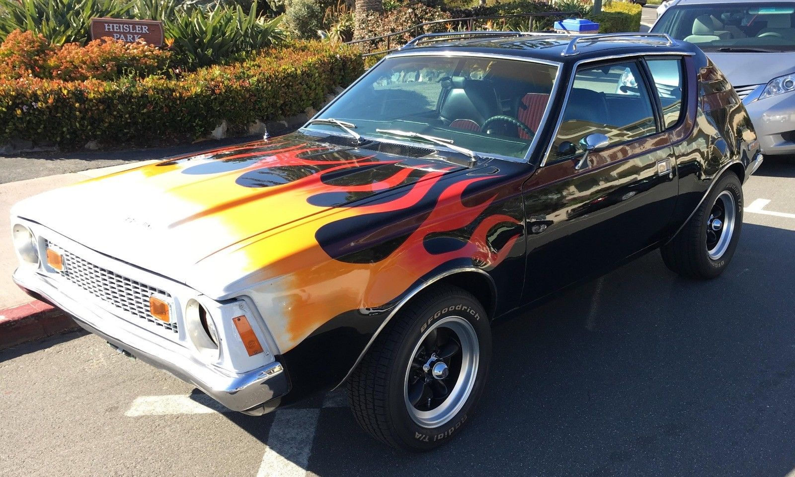 the gremmie from hell this 1972 amc gremlin x is a parking lot show car ready to. Black Bedroom Furniture Sets. Home Design Ideas