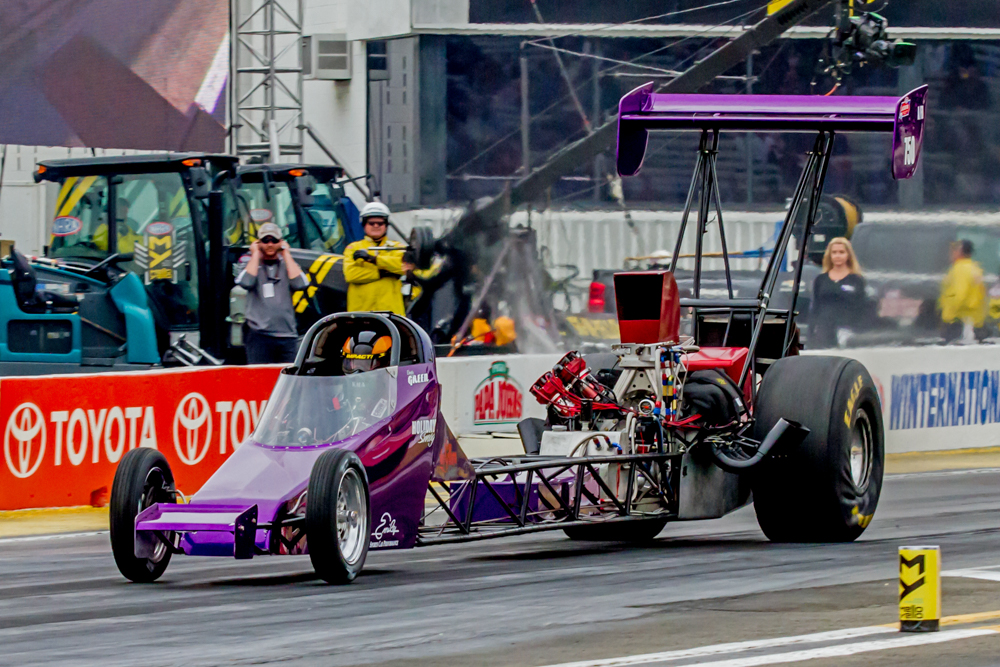 2018 NHRA Winternationals: A Guest Gallery From The Talented Burghardt Boys!
