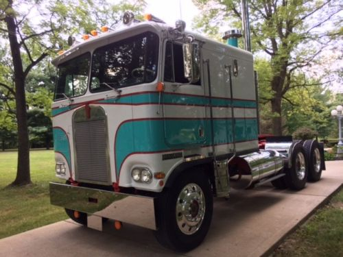 Skip The Super Duallies And Go Straight To The Real Deal With This 1979 Kenworth K100!