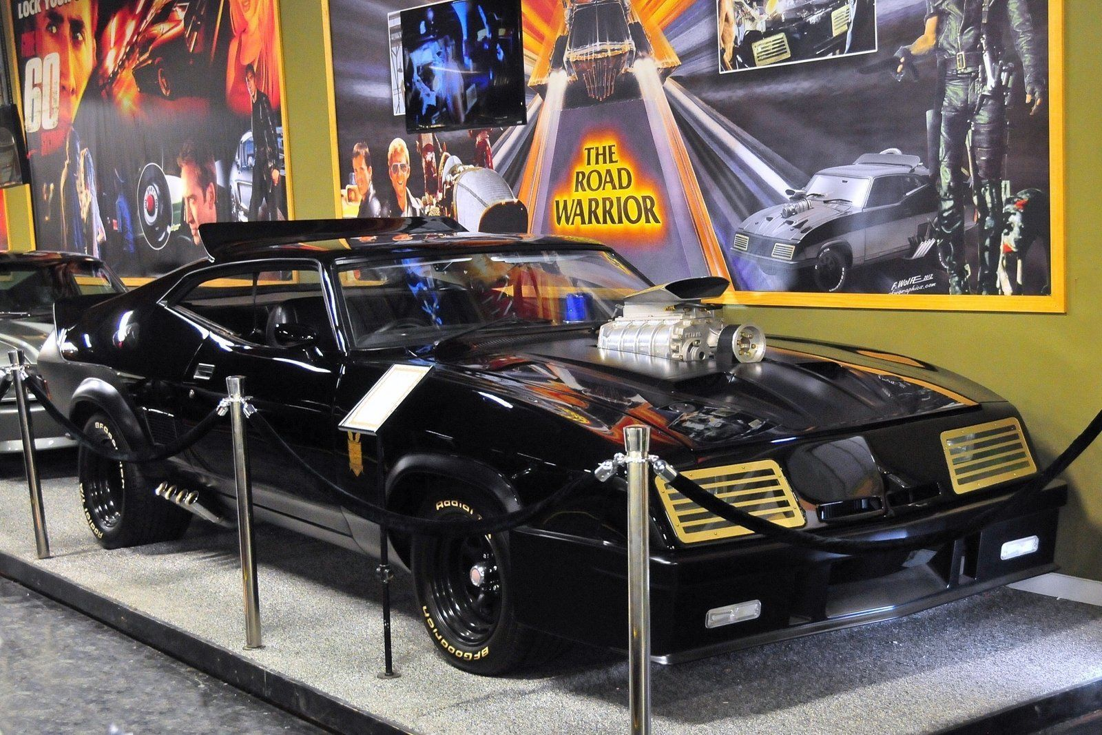 You Mad (Max) Bro? This Interceptor Replica May Be The Nicest One In The World!