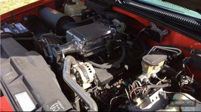 BangShift com This Supercharged Big-Block Suburban Is The Tow