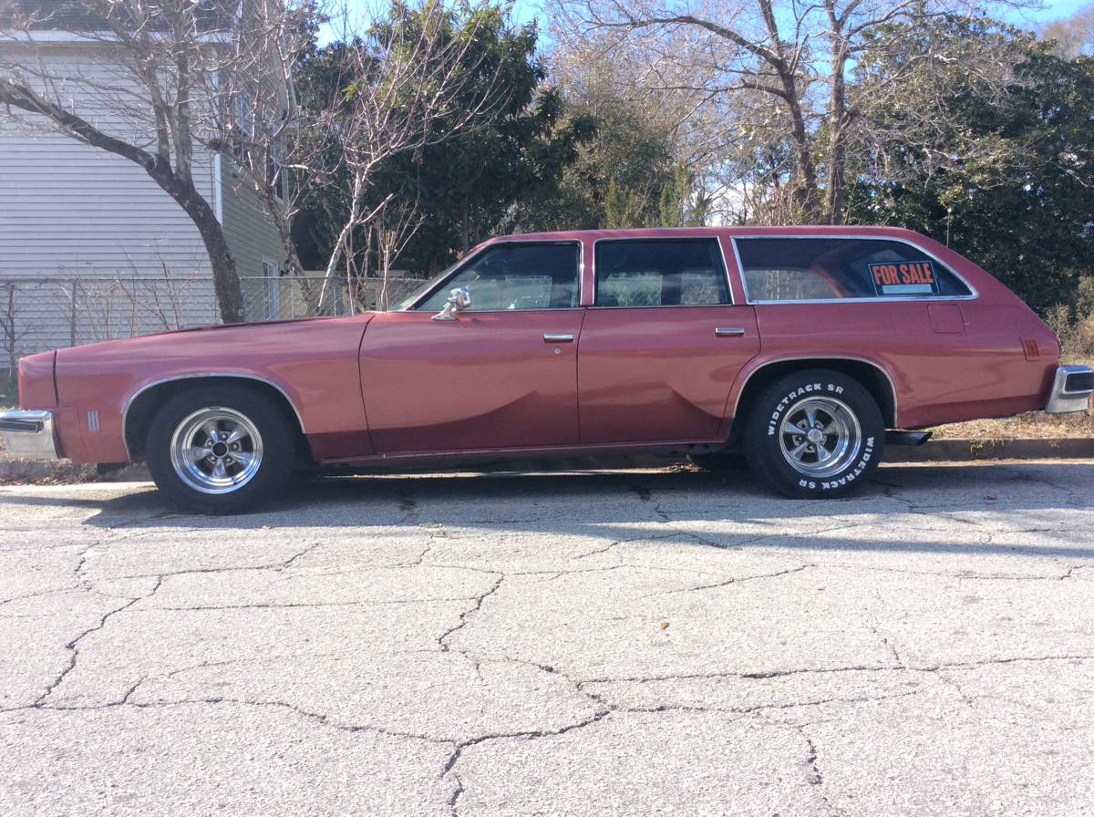 Rough Start: A Long-Roof Oldsmobile That Deserves To Be Built Into Something Great