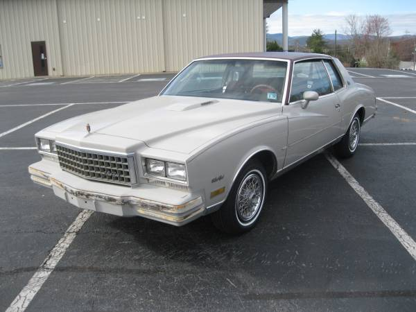 Bangshift Com Rare Forced Air This 1980 Monte Carlo Turbo Is Not