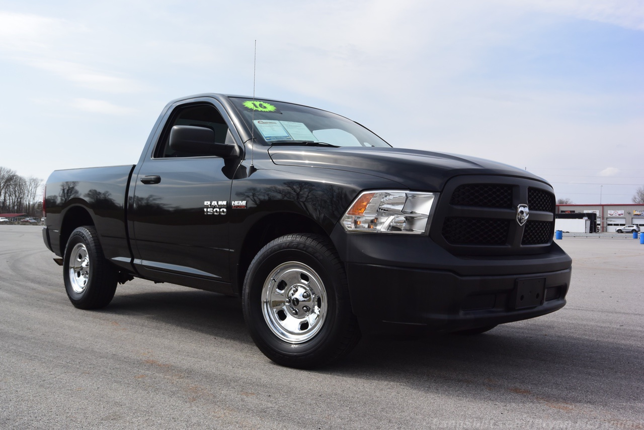 BangShift Test Drive: 2016 Ram 1500 Tradesman Hemi – The Best Option For A Late-Model Build Or A Stripped Penalty Box?