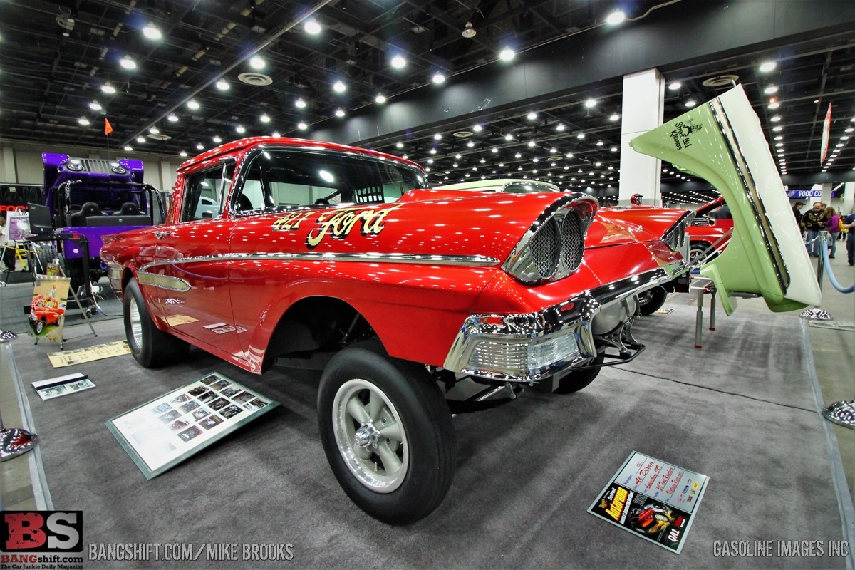 2018 Detroit Autorama Photo Coverage: More Shined Up Awesomeness From The Motor City