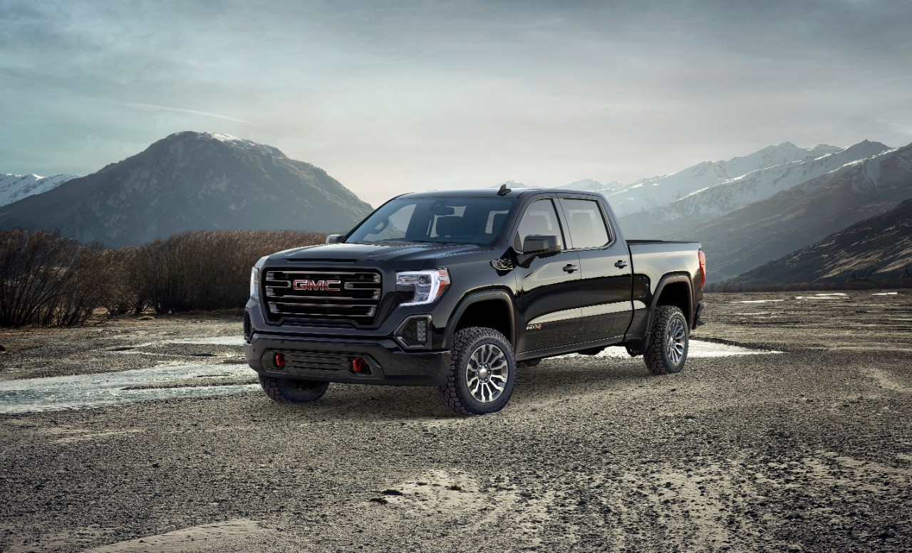 "GMC Releases Modern Day ""High Boy"" In New Factory Lifted 2019 Sierra AT4 – Worth It?"
