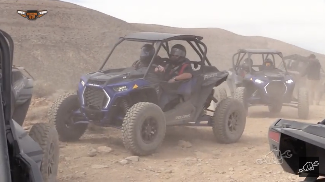 Unveiled: 2018 Polaris RZR Turbo S – Your Own Personal Desert Runner Has Arrived, With Twenty-Five Inches Of Suspension Travel!