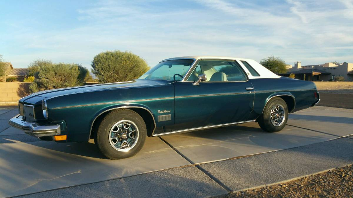 Just A Good Old Car: This 1973 Oldsmobile Cutlass Needs Nothing But To Be Driven Often And Far