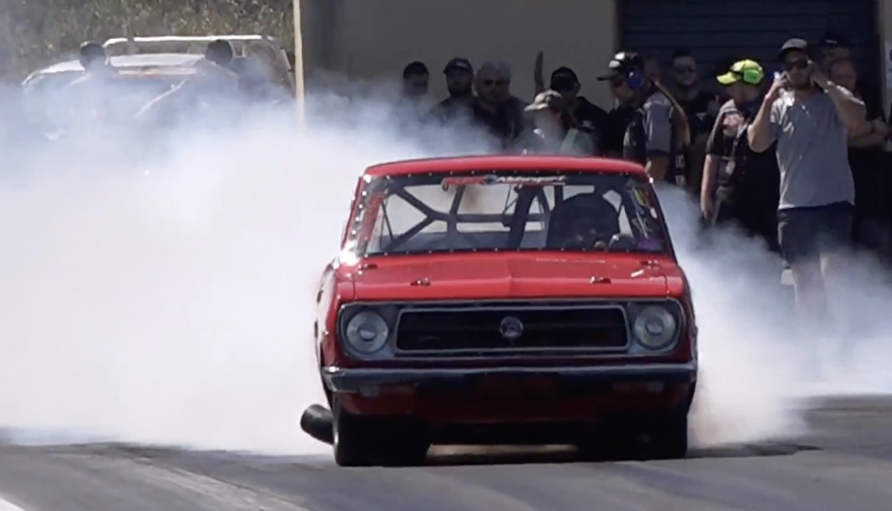 Morning Symphony: The 13B Alarm Clock! This Datsun Coupe Is A Racing Ripsaw!