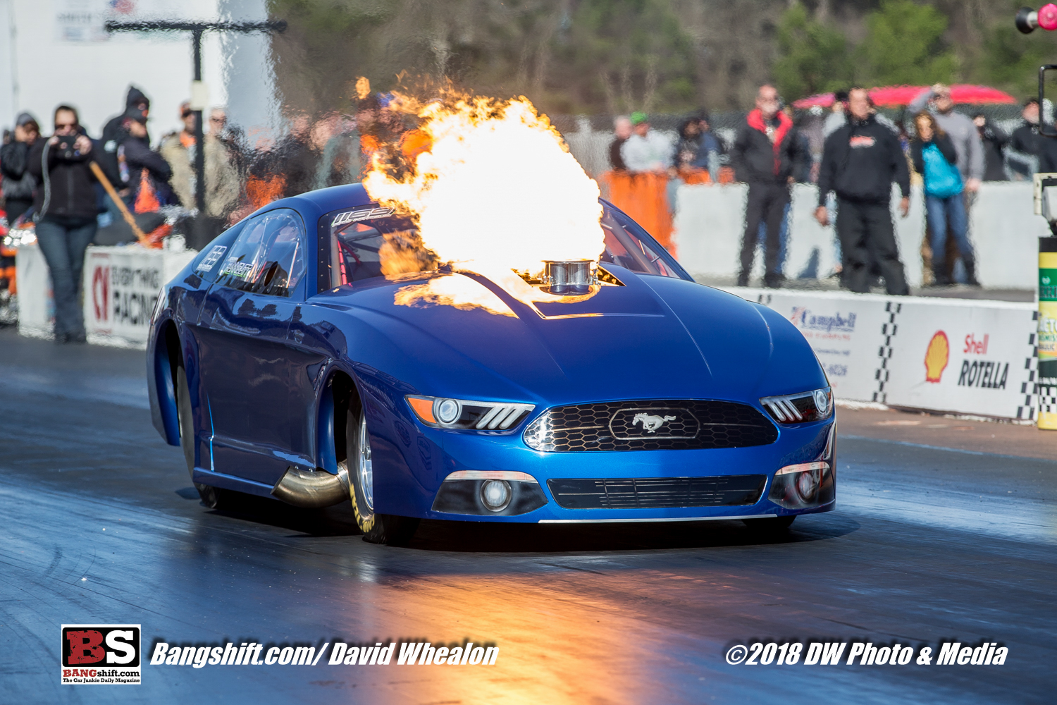Flamin' Action Photos From The Mad Mule Season Opener At Galot Motorsports Park – Pro Mods, Sportsman, More!