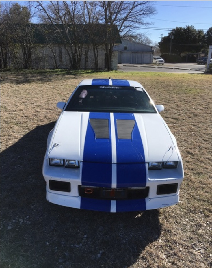 Factory Ringer: This 1989 Chevrolet Camaro 1LE Is A Race Car First And Foremost