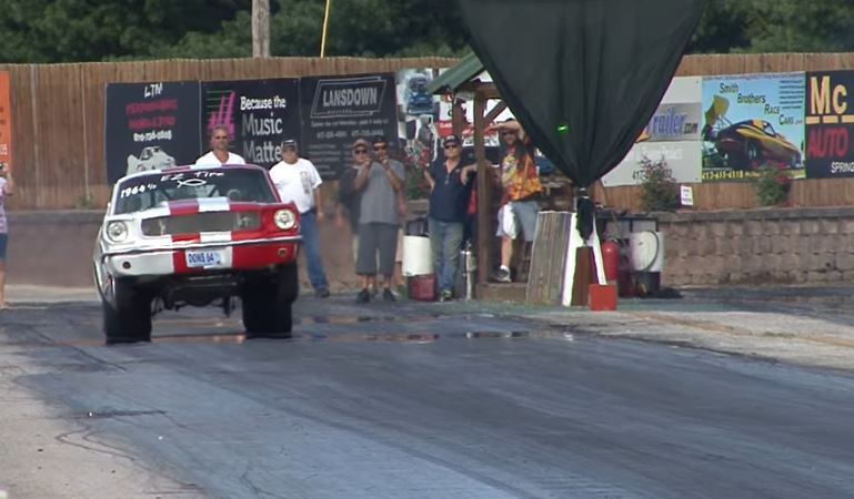 Stick Shift Only Baby! Stick Shift Drag Racing Takes Over Ozark Raceway Park!