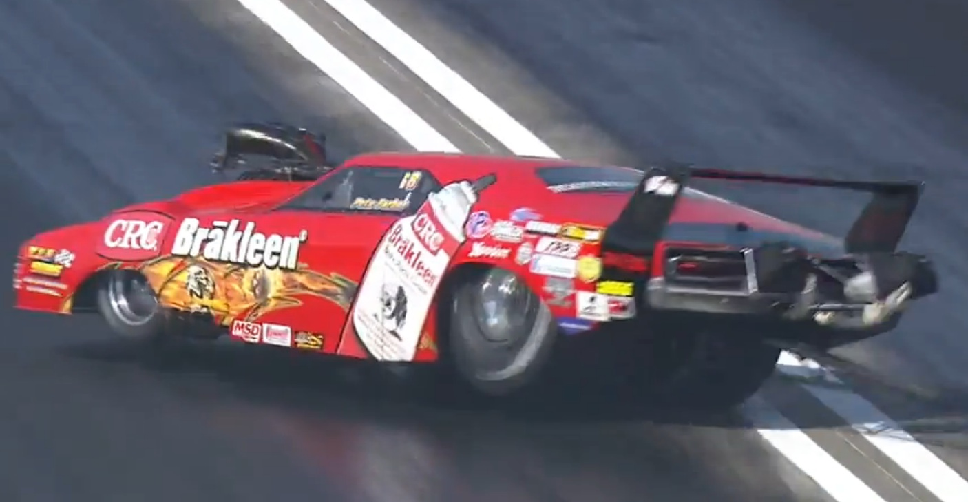 Mind The Blocks: NHRA Makes Changes To Centerline Rule Violations During National Events