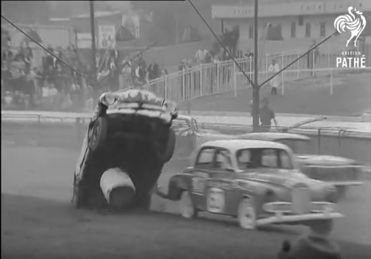 BangShift.com Classic YouTube: Banger Racing, Fifty Years Ago - More ...