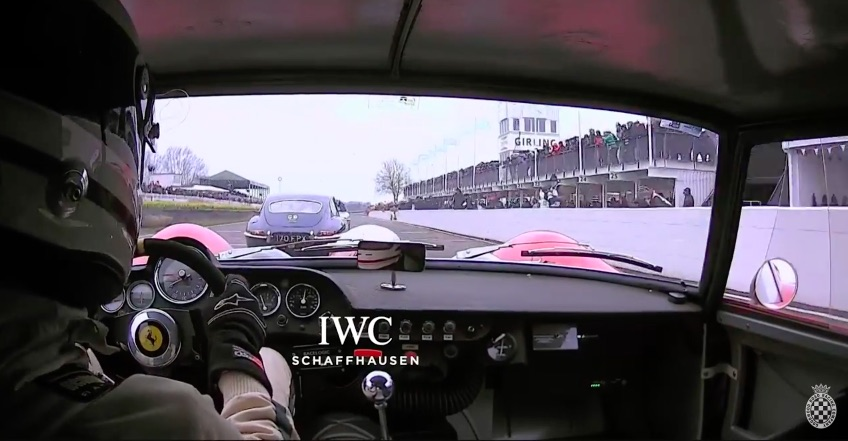 Video: Let's Go Jag Hunting Inside An Amazing 1961 Ferrari 250 GT SWB With Its Screaming V12