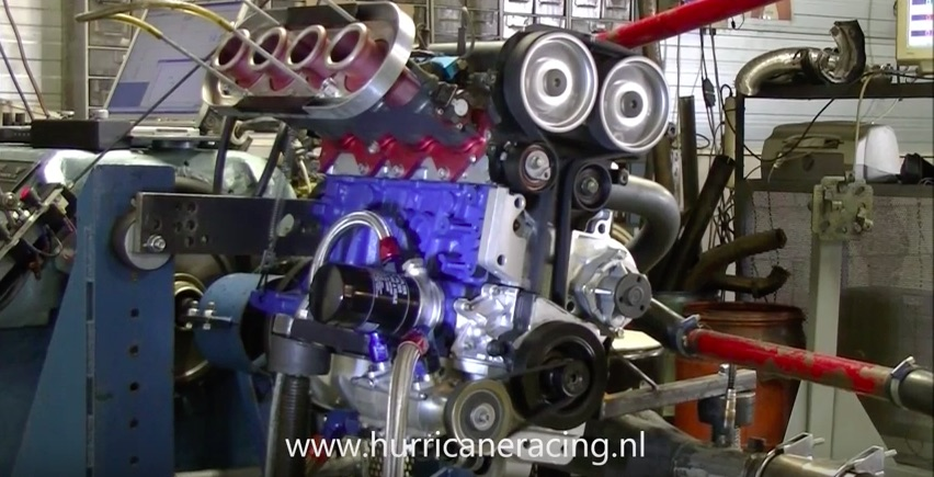 Screaming Mimi: Watch This Little Ford ZETEC Four Banger Wail Out 280 Naturally Aspirated Horsepower