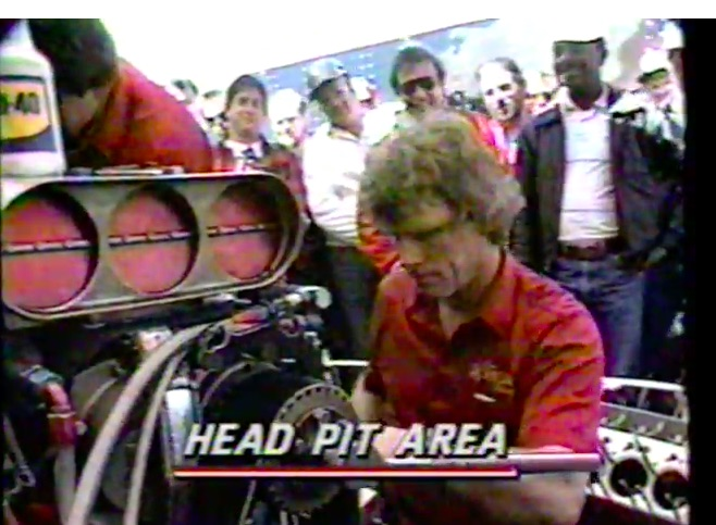 Watch The Awesome 1988 NHRA Gatornationals Right Here – Great Race, Great Stories!