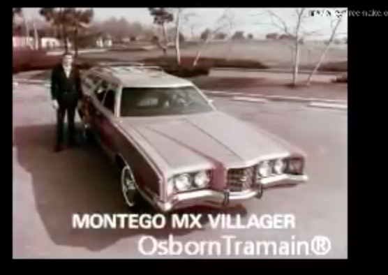 This 1972 Mercury Montego MX Villager Wagon TV Commercial Is Hilarious – Who Comes Up With This Stuff?