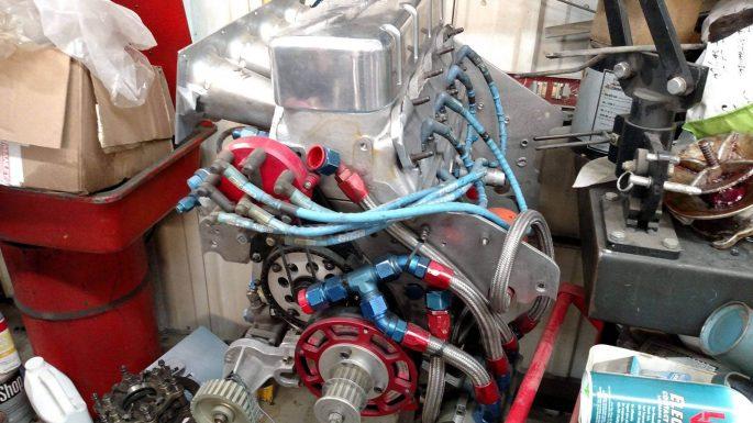 sd4 pontiac engine racing parts duty super fiero bangshift four stuff 500hp horsepower