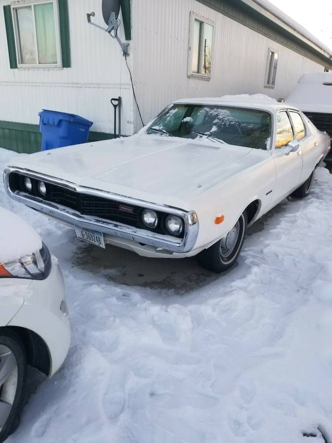 BangShift com Rough Start: A 1972 Dodge Coronet That Hasn't