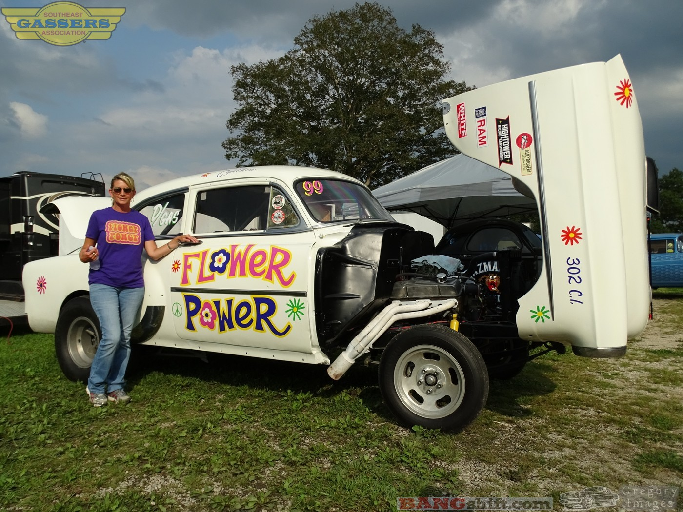 More Gasser Greatness: Check Out The Southeast Gassers D-Gas Contingent – These Cars Rule!