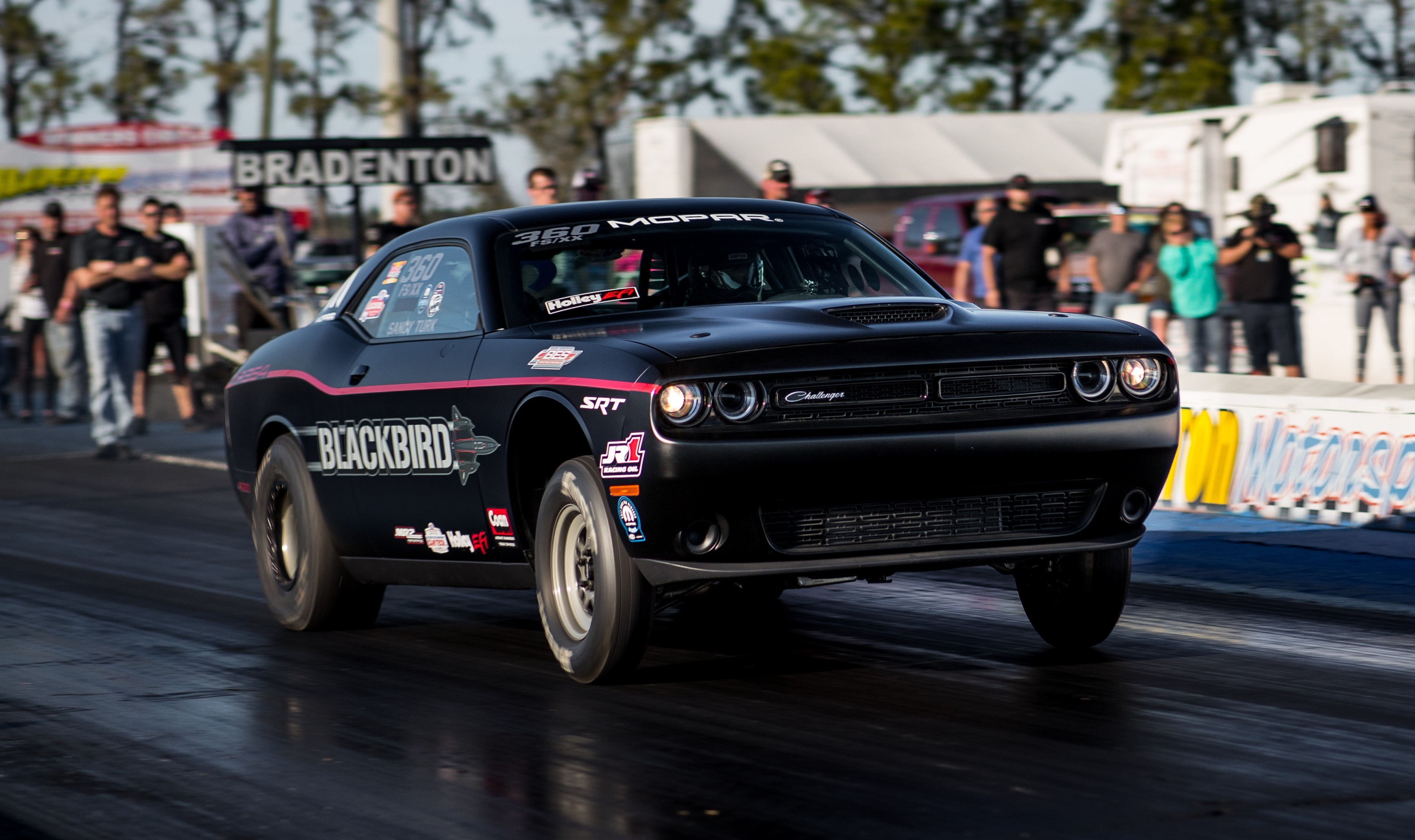 The Inside Story To Geoff Turk's Historic Making 7-second Challenger Drag Pak Run – Holley EFI Equipped!