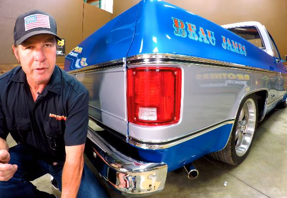 Adding LED Tail Lights To Your 73-87 Square Body GM Truck Is Super Easy Thanks To Brothers