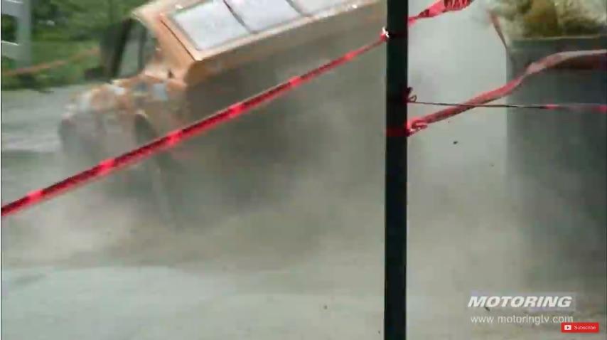 Video: That Time The Trailer Park Boys Ran The Targa Newfoundland Rally