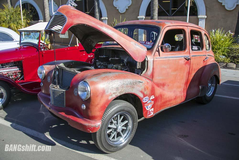 Fun In The California Sun: Our Goodguys Del Mar Car Show Coverage Starts Right Here