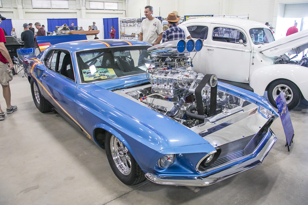 2018 Goodguys Del Mar Coverage: We Head Indoors To Check Out What Was Hiding In The Building