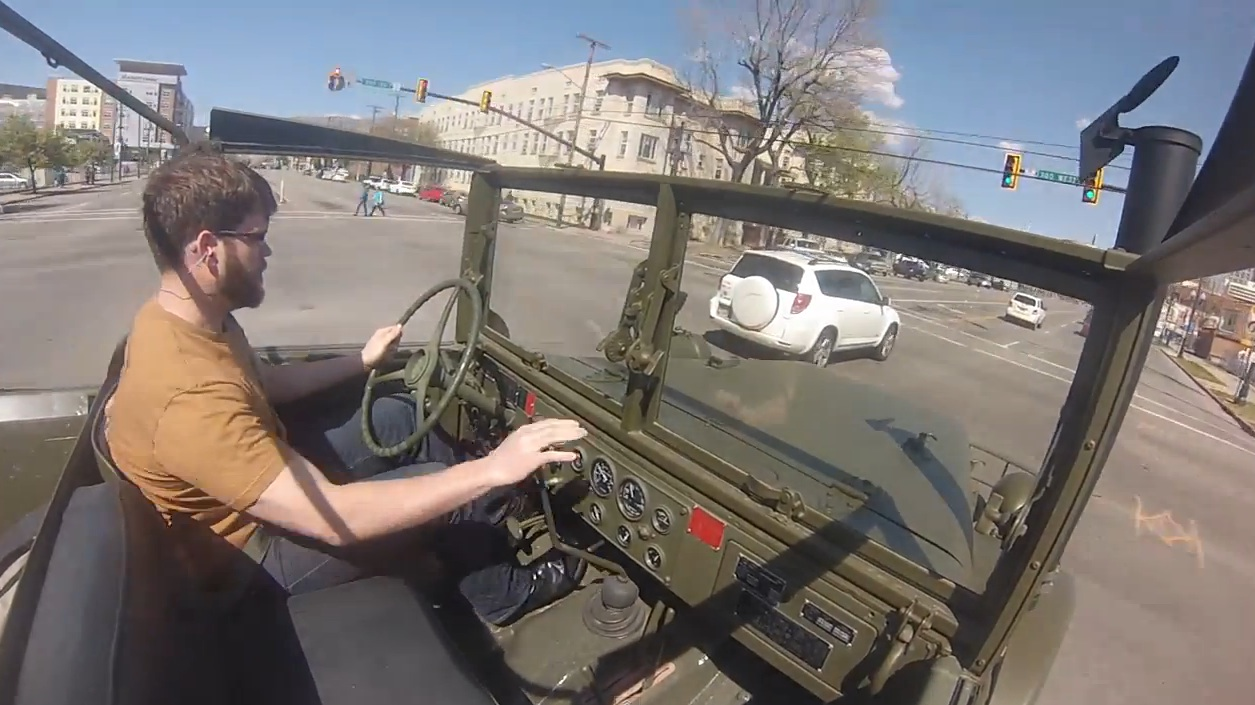 Screaming Detroit Commuter Video! This 1951 Dodge M37 Has A 3-53 Under The Hood – BangShift Approved