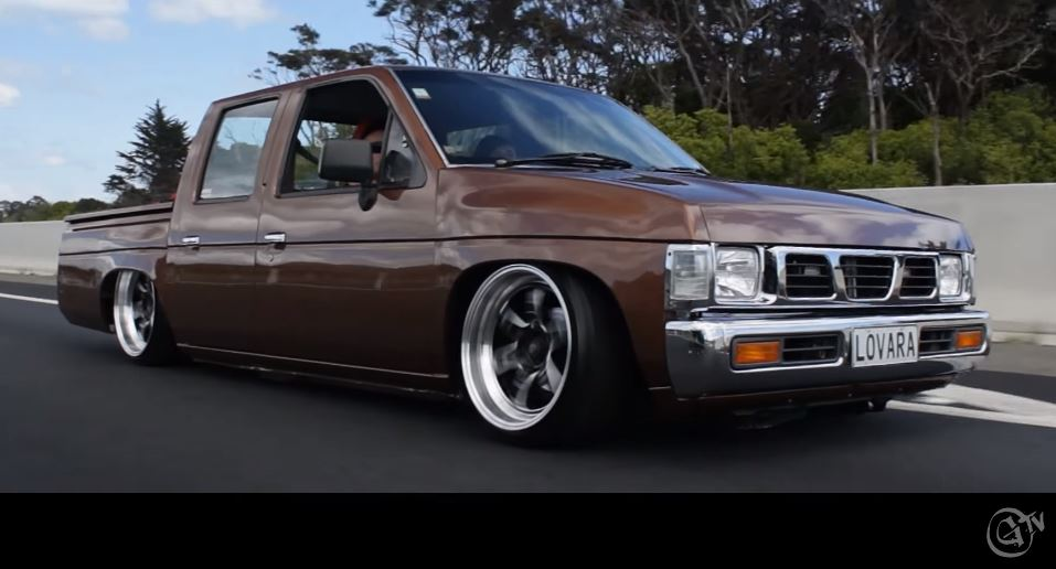 Laid Out On The Lake Is New Zealand's Only Minitruck And Customs Show, And We Dig It.