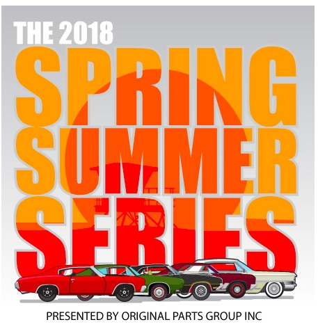 The OPGI Spring Summer Series Car Shows Are Coming! Here's How To Be A Part!