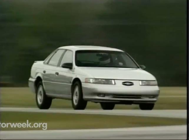 BangShiftcom The Ford Taurus SHO Was A Good Car Sport Sedan - Car sho