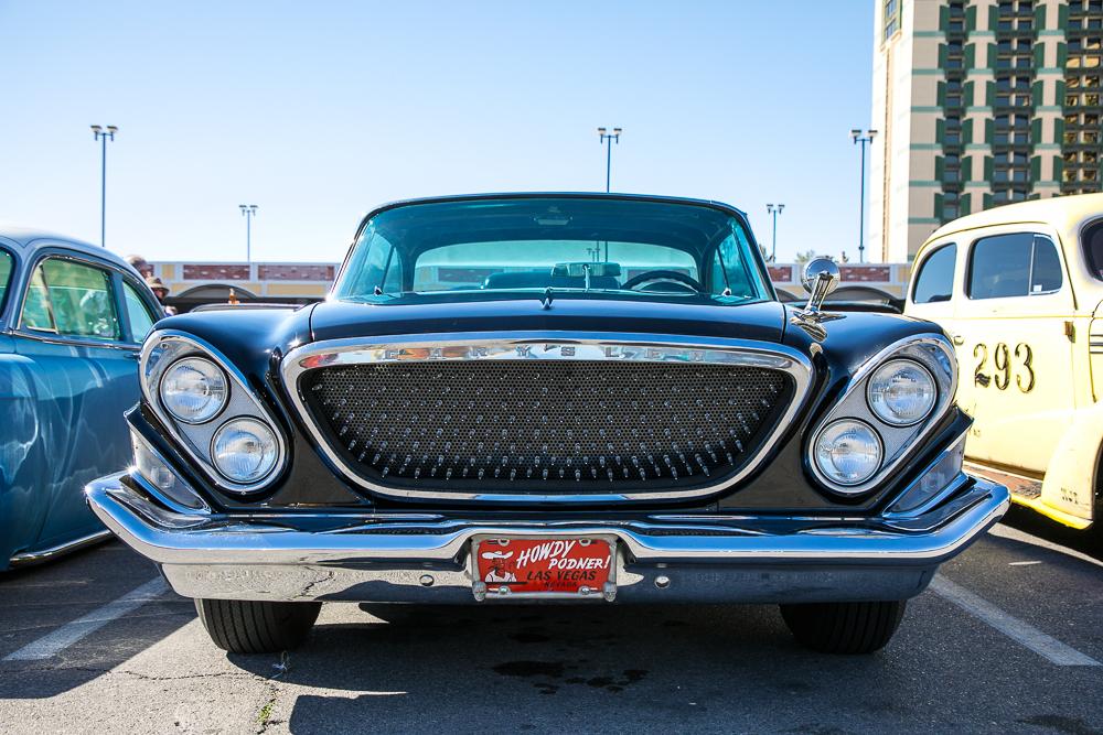 BangShiftcom Viva Las Vegas Car Show Coverage Mopar Ford Chevrolet - Car show in vegas 2018