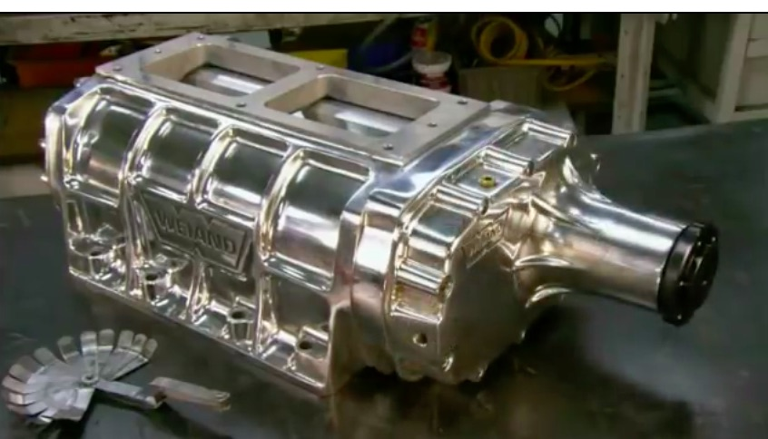 Ever Seen A New Roots Blower Go Together? This How It's Made Videos Shows You Step By Step