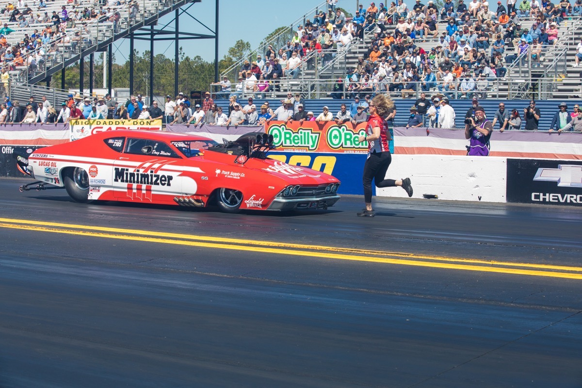 2018 NHRA Amalie Oil Gatornationals Photo Action: We're Still Cranking Out The Killer Drag Racing Photos