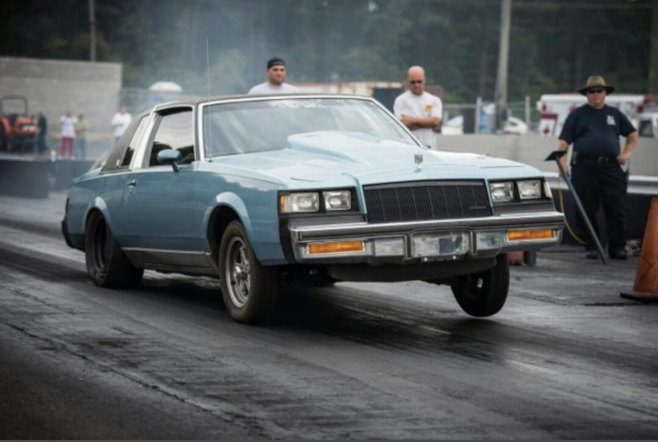 Ready To Throw Down: This 1986 Buick Regal Is Ready For A Fight! Who Wants Some Of This Bad Boy?