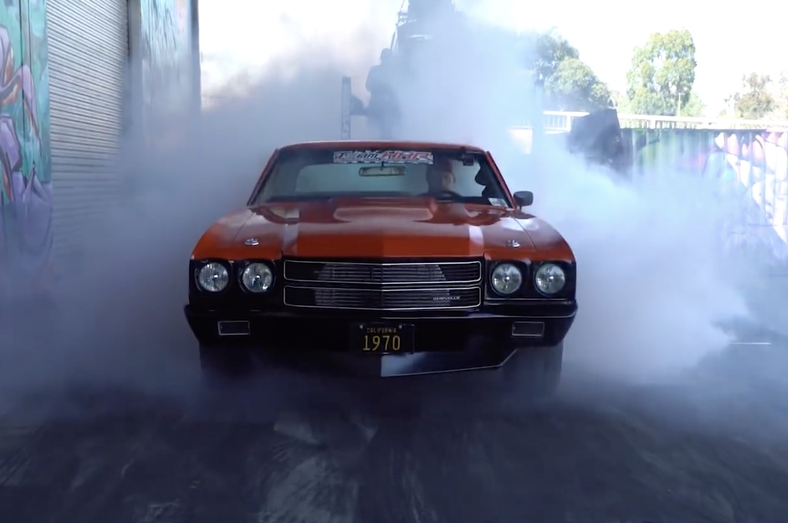 Do It All: SS Shaun's 1970 Chevelle Is Mean And Clean, And One Bad Mother!