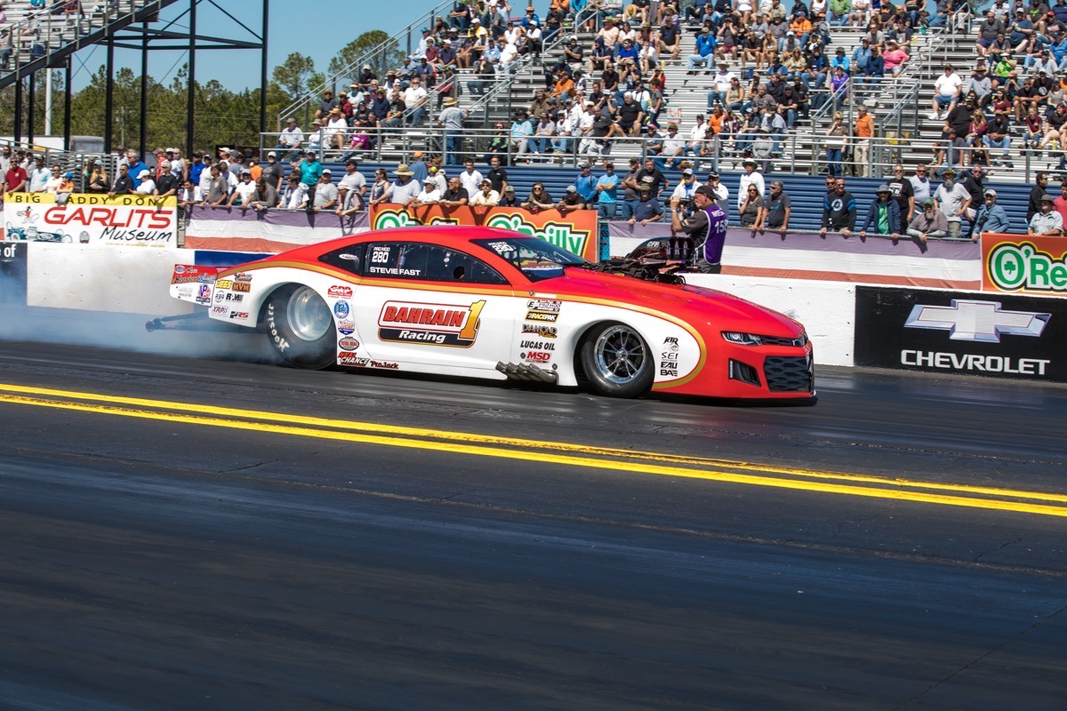 Barnstormin': Pro Mod Is The Deep End Of The NHRA Competition Pool Now, Get Used To It