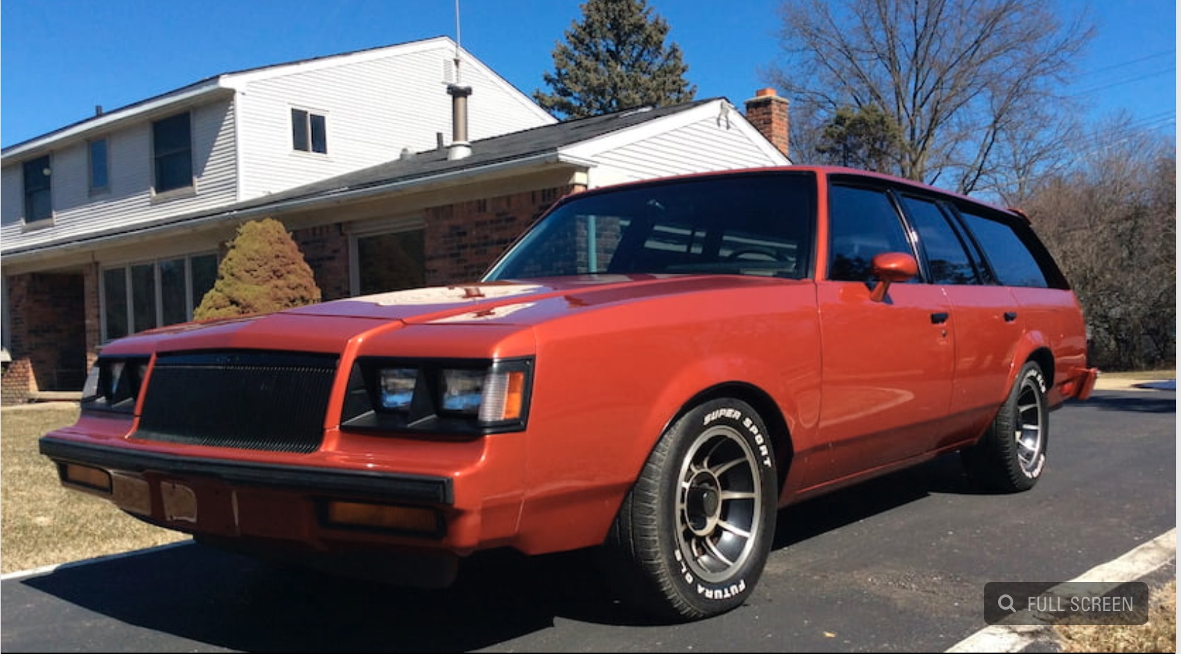 Monday Shopper: This 1983 Buick Regal Estate Has Flavors Of Both Grand National And Gran Sport In One Unique Blend!