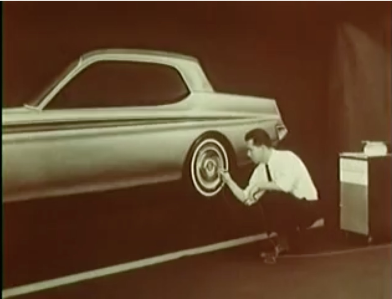 """Car Crash Dream Meaning: BangShift.com Classic YouTube: """"Styling And The"""