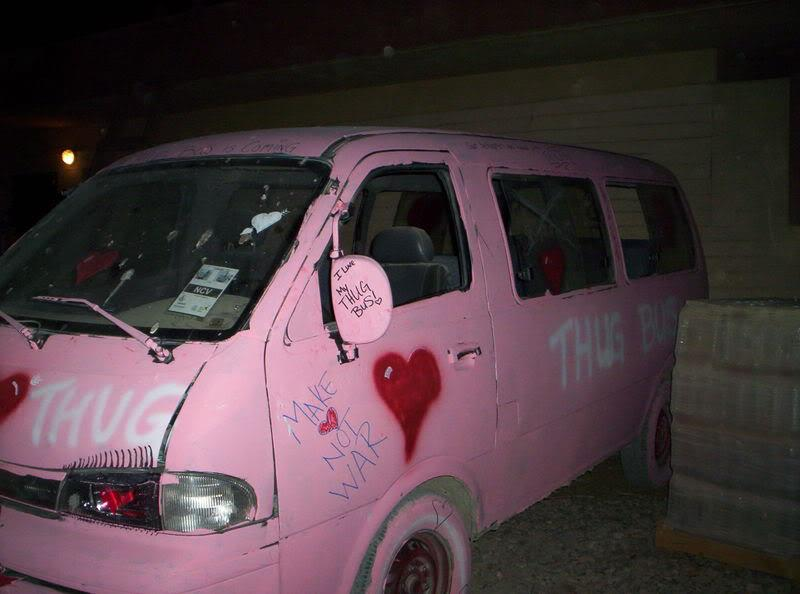 Unhinged: An Ode To The Funkiest Little Van I've Ever Had The Privilege Of Dealing With