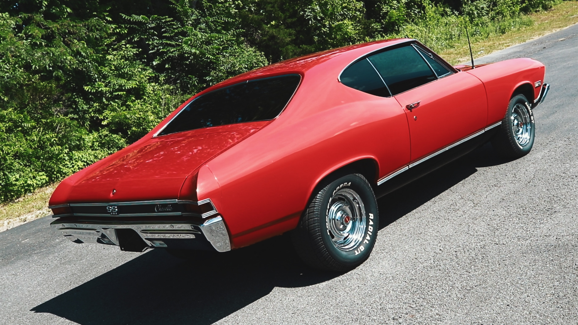BangShift.com Old-School Cool: 1968 Chevelle Big Block 4 Speed For ...
