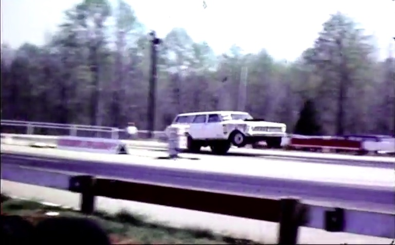 Southern Fried Drag Racing Video: Check Out The Action From 1977 At Roxboro Dragway – Glidden, Fulton, More!