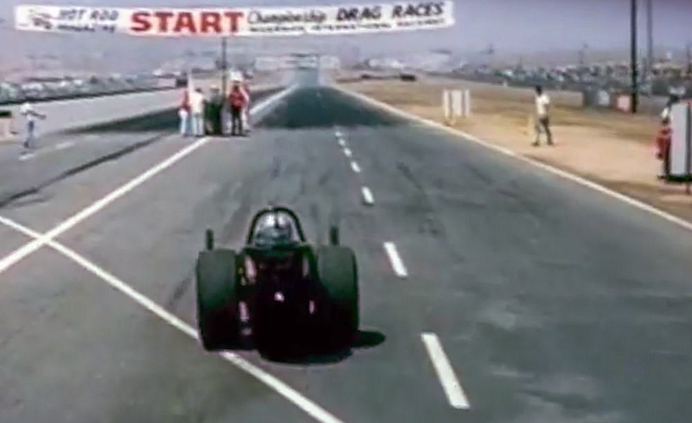 '65 Hot Rod Magazine Drags – Watch Home Movies From The Day!