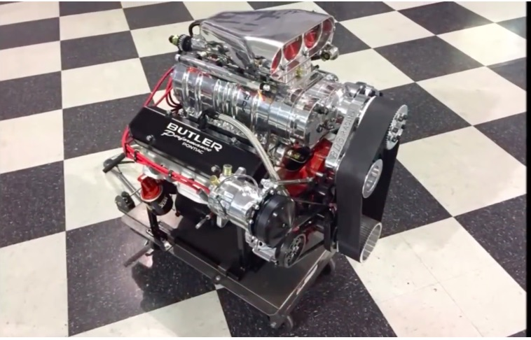 Pontiac Power Video: 535ci Of Butler Performance Built Blower Motors Cranks Out More Than 800hp!