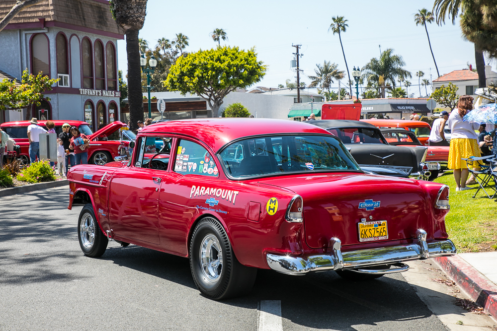 31st Annual Seal Beach Classic Car Show Photo Coverage: Picturesque Location, Awesome Hot Rods!